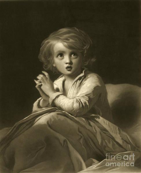 Wall Art - Photograph - Artists Son 1889 by Padre Art