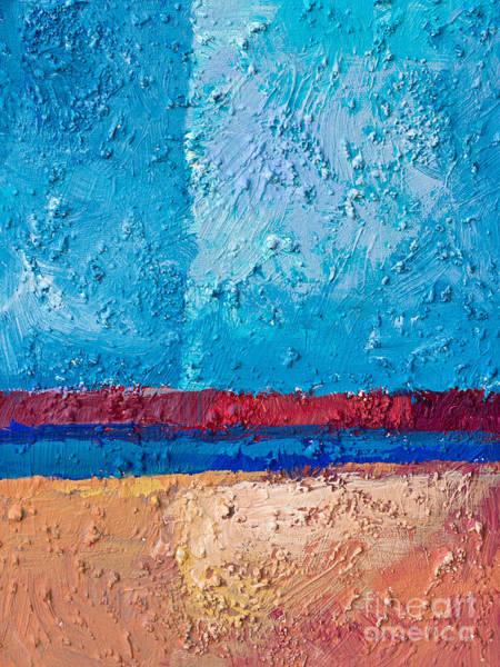 Painting - Artscape 2 by Lutz Baar