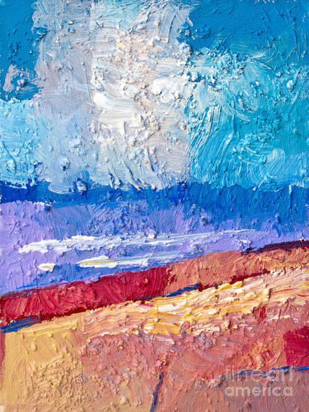 Painting - Artscape 4 by Lutz Baar