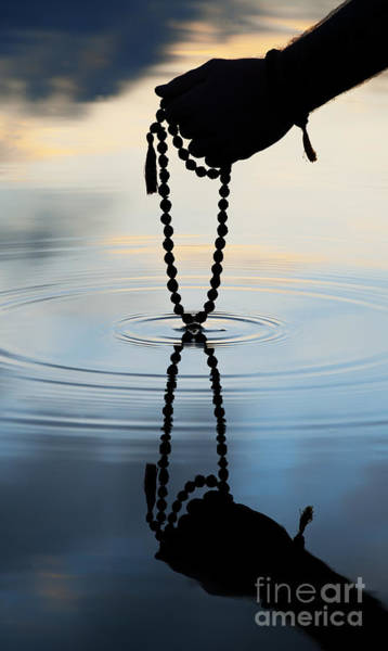 Serenity Prayer Wall Art - Photograph - As Above So Below by Tim Gainey