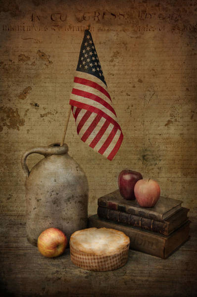 Wall Art - Photograph - As Apple Pie by Robin-Lee Vieira