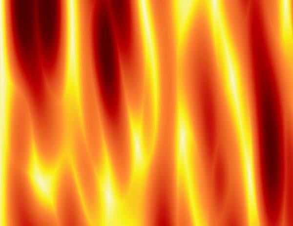 Digital Art - As Seen In Hell by Jeff Iverson