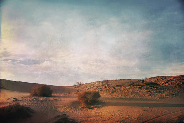 La Quinta Wall Art - Photograph - As The Sand Shifts So Do I by Laurie Search