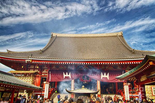 Photograph - Asakusa-2 by Tad Kanazaki