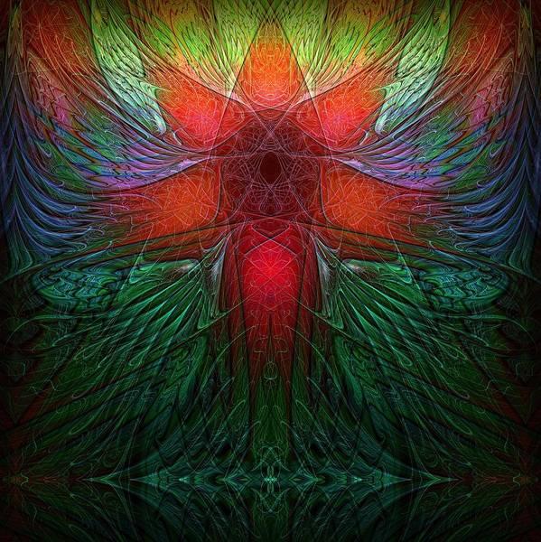 Digital Art - Ascending by Amanda Moore