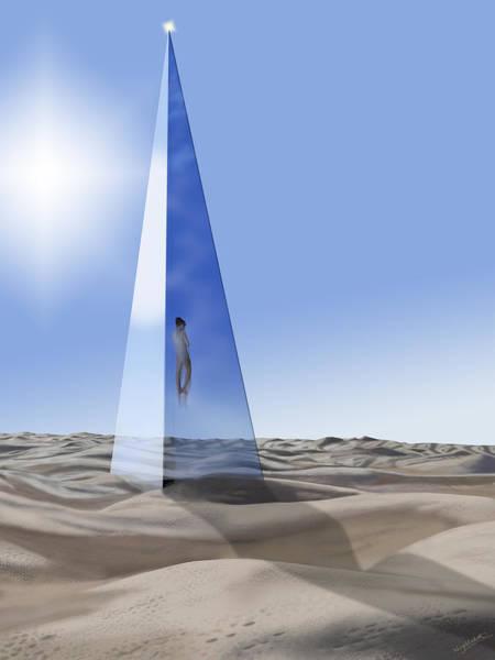 Digital Art - Ascension by Nigel Follett