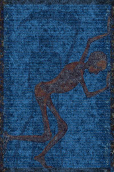 Digital Art - Ascension Of Man Part 4 by Matt Lindley