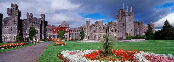 Leisurely Photograph - Ashford Castle, Ireland by Panoramic Images
