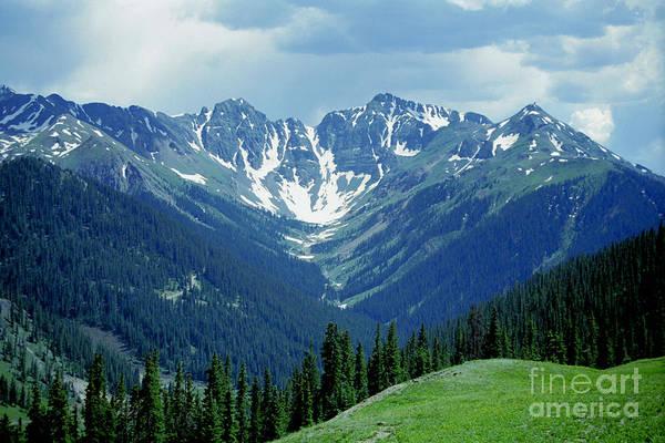 Photograph - Aspen Mountain by Teri Brown