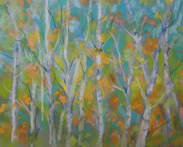 Pastel - Aspen by Sherri Anderson