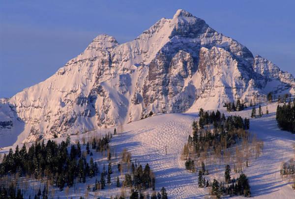 Wall Art - Photograph - Aspen Ski Resort, Colorado, Usa by Peter McBride