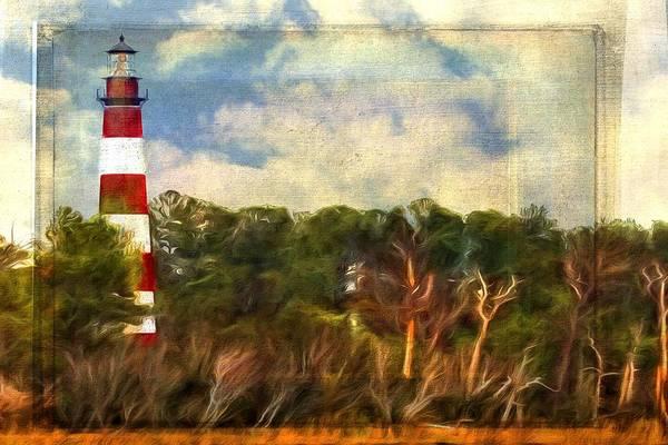 Photograph - Assateague Lighthouse by Alice Gipson