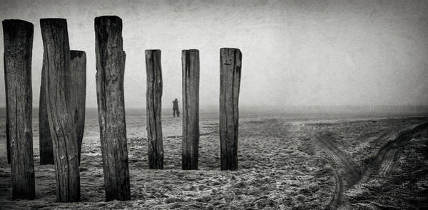Alone Photograph - Astray by Gilbert Claes