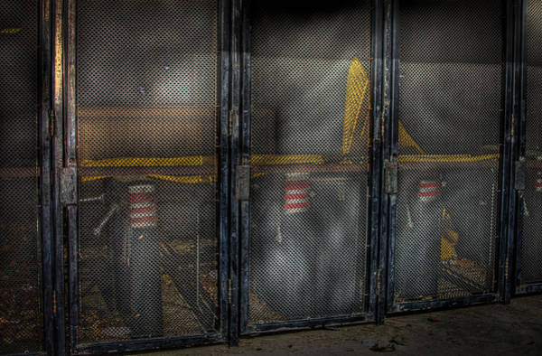 Photograph - Astrodome Gates by David Morefield