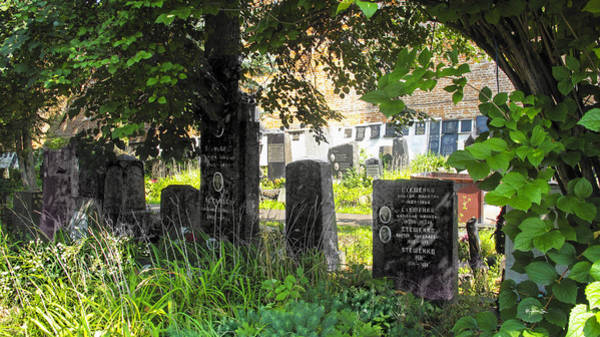Famous Cemeteries Photograph - At Rest - Novodevichy Cemetery - Russia by Madeline Ellis