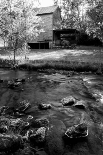 Photograph - At The Creek - Hackney Mill by Carol Erikson