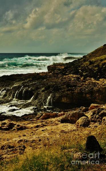 Kaena Photograph - At The End Of The Road by Craig Wood