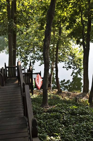 Photograph - At The Lake by Sharon Popek