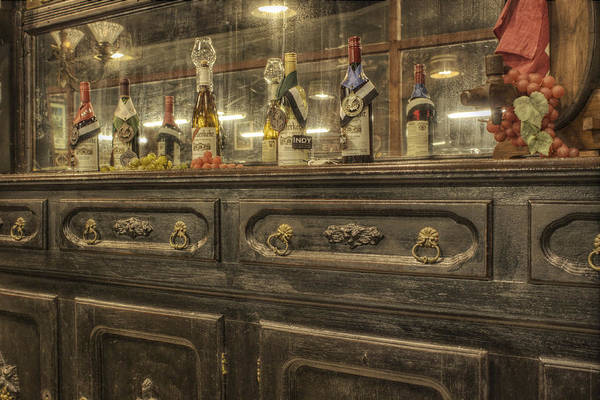Photograph - At The Tasting Bar by Jason Politte