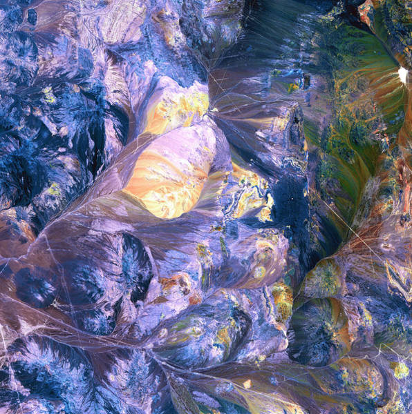 Wall Art - Photograph - Atacama Desert by Nasa/science Photo Library