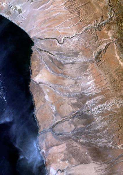 Wall Art - Photograph - Atacama Desert by Planetobserver/science Photo Library