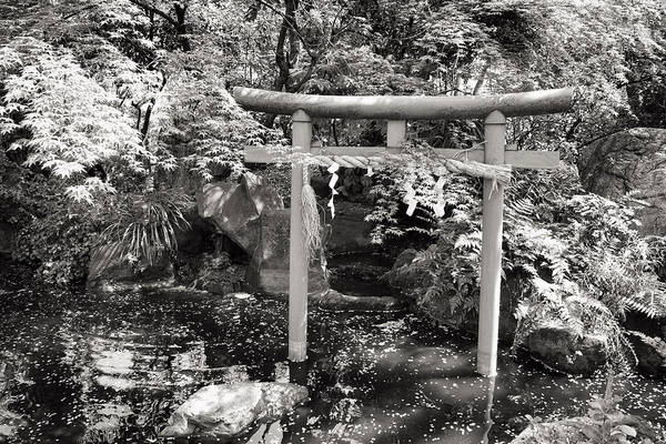 Photograph - Atago Hill Shrine by For Ninety One Days