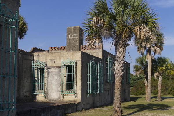 Photograph - Atalaya Estate Windows 1 by MM Anderson
