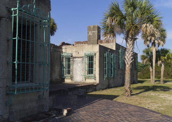 Photograph - Atalaya Estate Windows 2 by MM Anderson