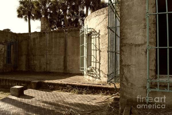 Photograph - Atalaya Veranda Sepia by MM Anderson