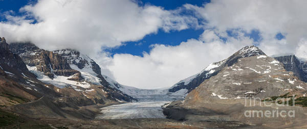 Photograph - Athabasca Glacier by Charles Kozierok