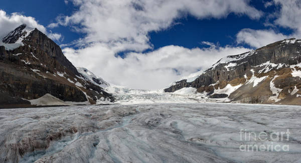 Photograph - Athabasca Glacier - On The Ice by Charles Kozierok