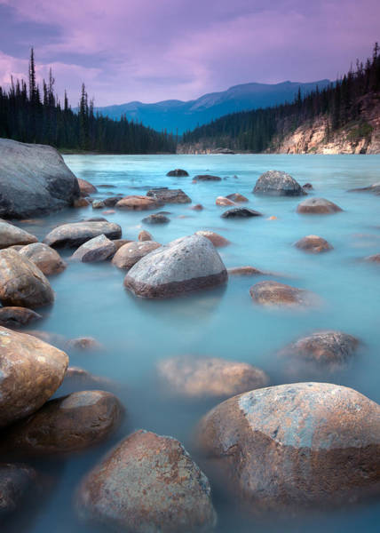 Wall Art - Photograph - Athabasca Rocks by Cale Best