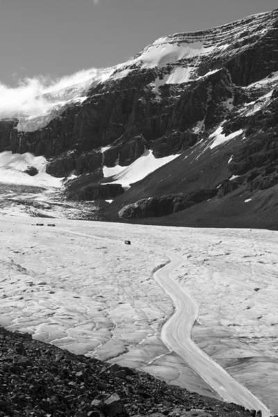 Wall Art - Photograph - Athabasca Glacier by Yuri San