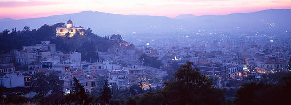 Rise Above Wall Art - Photograph - Athens, Greece by Panoramic Images