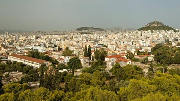 Photograph - Athens  by Stephen Taylor