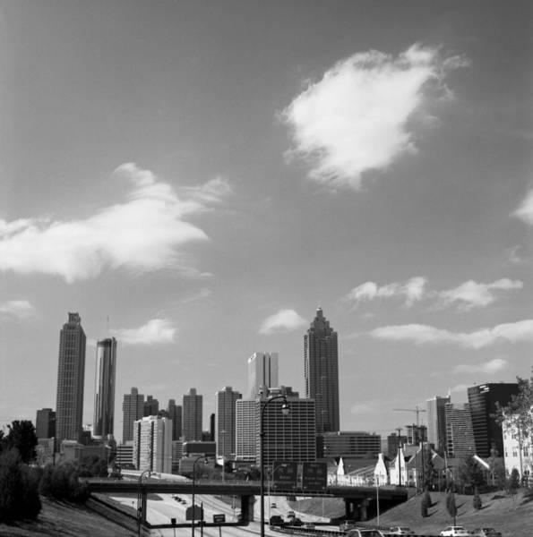 I-75 Photograph - ATL by Carla P White