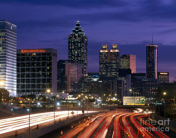 Photograph - Atlanta Georgia by Rafael Macia