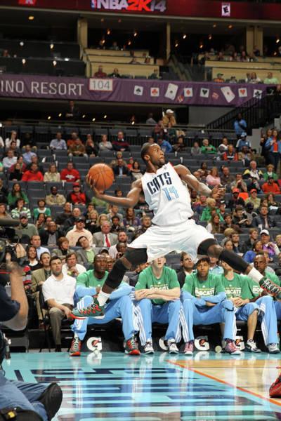 Photograph - Atlanta Hawks V Charlotte Bobcats by Kent Smith