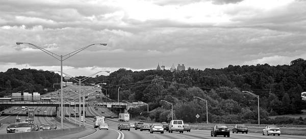 I-75 Photograph - Atlanta Traffic/i-75 by James Steele