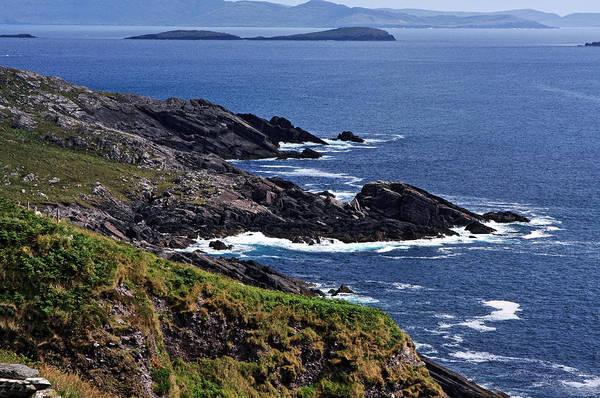 Photograph - Atlantic Coast Ireland by Aidan Moran