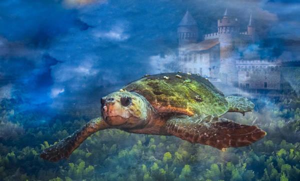 Singer Island Photograph - Atlantis by Debra and Dave Vanderlaan