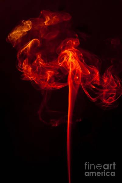 Photograph - Atomic Smoke by Anthony Sacco