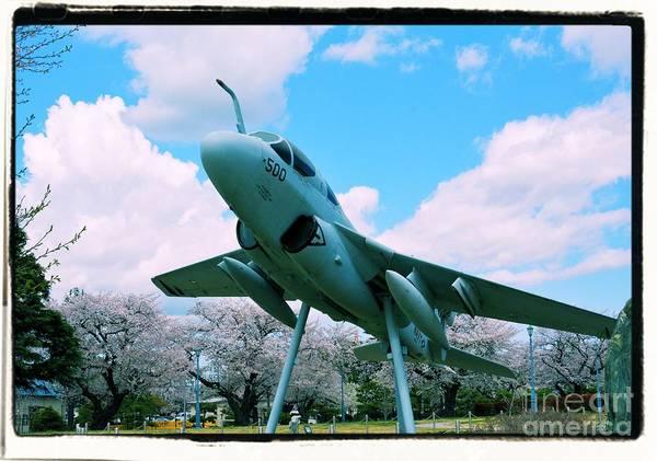 Atsugi Photograph - Atsugi Prowler M by Jay Mann