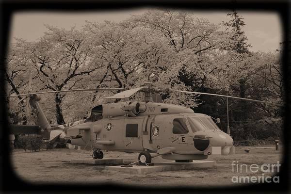 Atsugi Photograph - Atsugi Seahawk C by Jay Mann