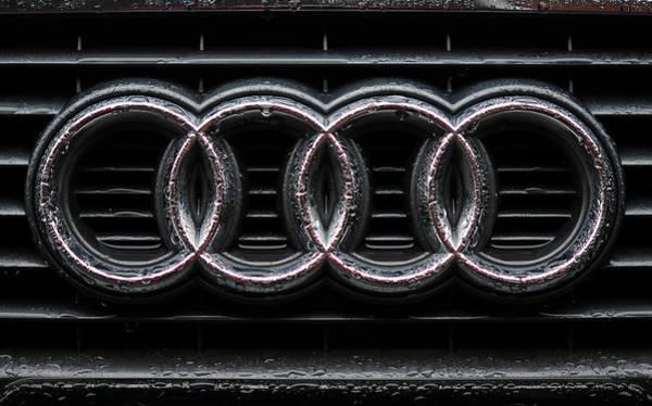 Photograph - Audi 1 by Dragan Kudjerski