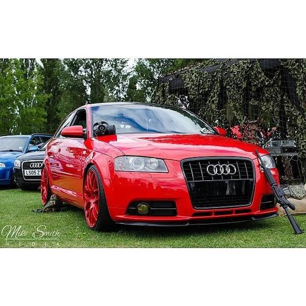 Audi Photograph - #audi #aitp #aitp5 #comradesofvag #vag by Mike Smith