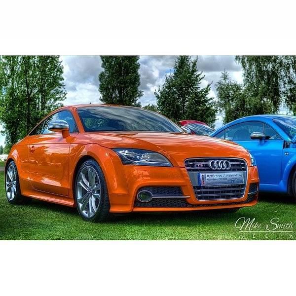 Audi Photograph - #audi #tt #mk2 #aitp5 #aitp #hdr #wide by Mike Smith