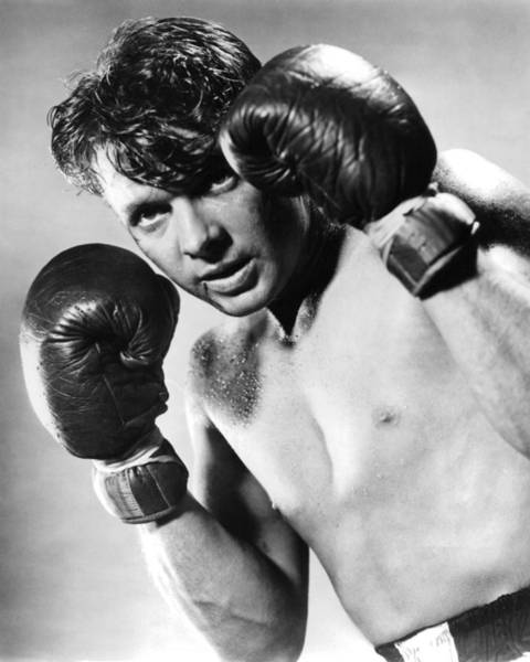 Corner Photograph - Audie Murphy In World In My Corner  by Silver Screen