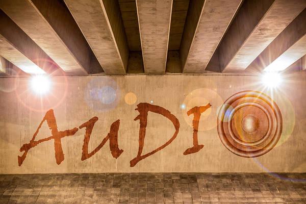Public Speaker Photograph - Audio by Semmick Photo