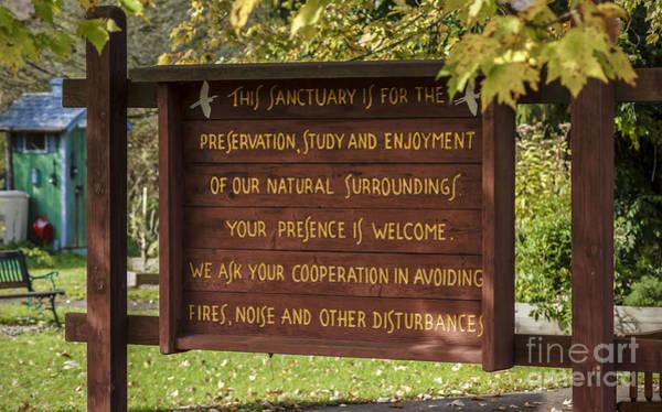Photograph - Audubon Center Mission 10.14 by Kathryn Strick